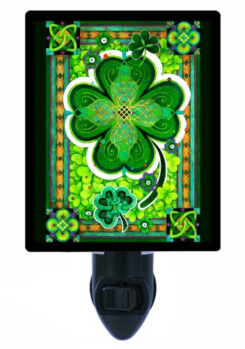 Night Light - Shamrocks