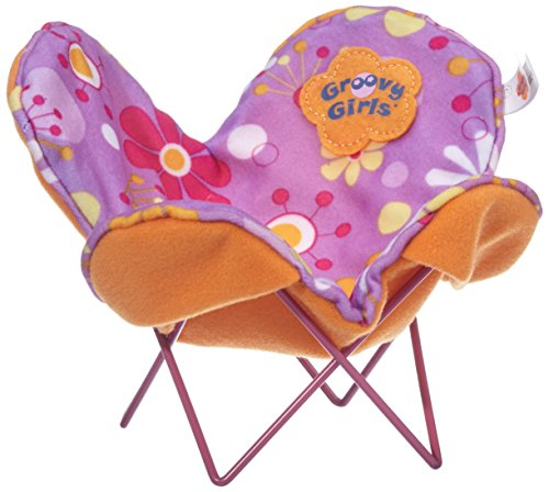 Manhattan Toy Groovy Girls Be Relaxed Butterfly Chair Doll Furniture