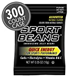 Sport Beans: .35 oz Assorted Sample Bags 300-Pack