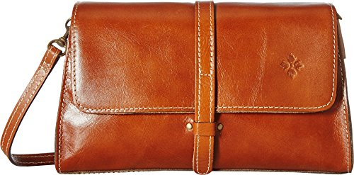 Tan Womens Patricia Tijola Flap Crossbody Nash HwaSqX