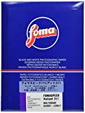 Foma Fomaspeed 311 Variant III VC RC Glossy Black & White Photographic Paper, 5x7, 25 Sheets