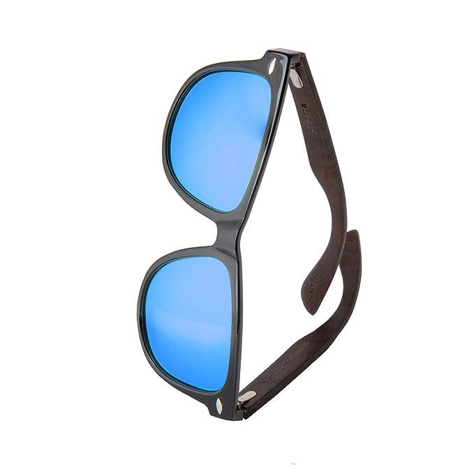 WOLA gafas de sol negras - lentes mujer y hombre unisex, ICE ...
