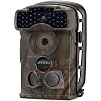 Lixada 5310A Trail Game Scouting Wildlife Hunting 12MP HD IP54 Waterproof Digital Camera 940nm IR LED Video Recorder Rain-proof