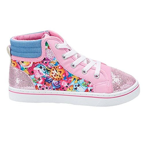 Shopkins Girls' Slip-On Sneakers by Shopkins
