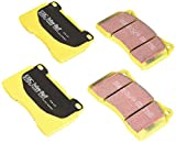 EBC Brakes DP41210R Yellowstuff Street and Track Brake Pad