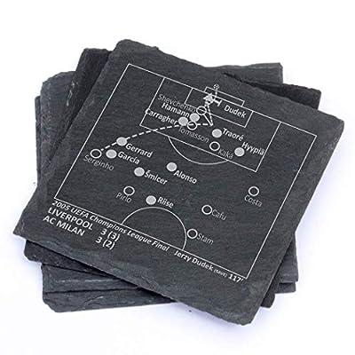 Greatest Plays - Slate Coasters (Set of 4)