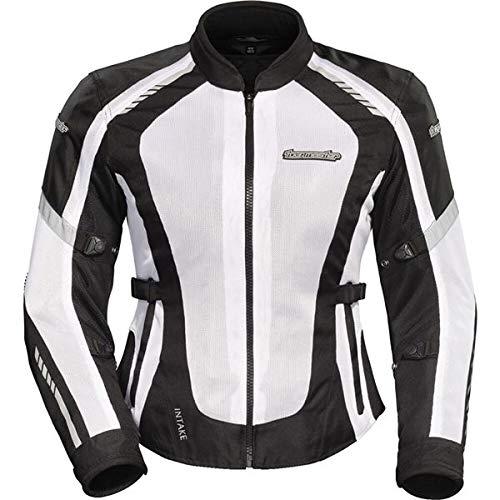 TourMaster Intake Air 4.0 Mesh Jacket For Women XL Hi-Viz Yellow