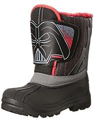 Star Wars Winter Darth Winter Boot, Black/Red