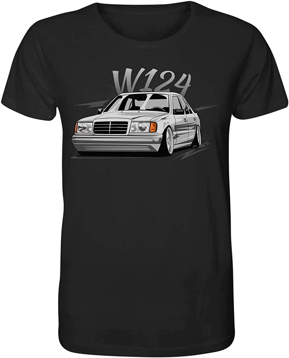 glstkrrn W124 T-Shirt