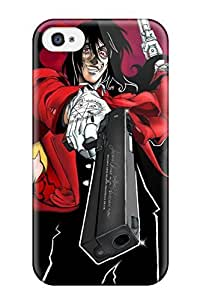 TYH - Best Case Cover Hellsing ipod Touch 4 Protective Case phone case