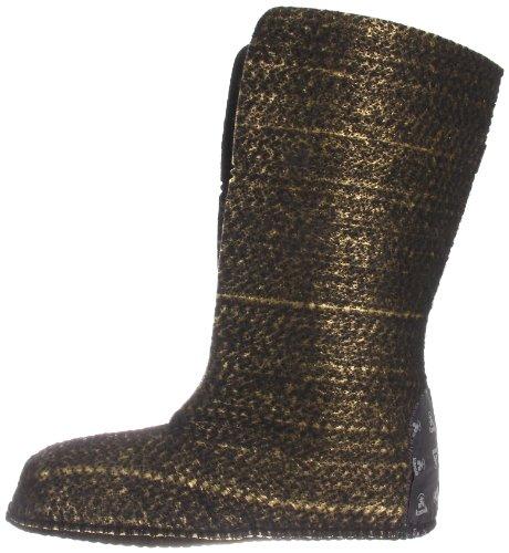 Kamik Women's 8mm Zylex Liner Snow Boot,Black,7 M US