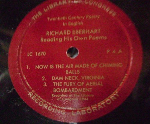 Now Is the Air Made of Chiming Bells.--Dam Neck, Virginia.--the Fury of Aerial Bombardment.--the Groundhog (1944) 78 Rpm