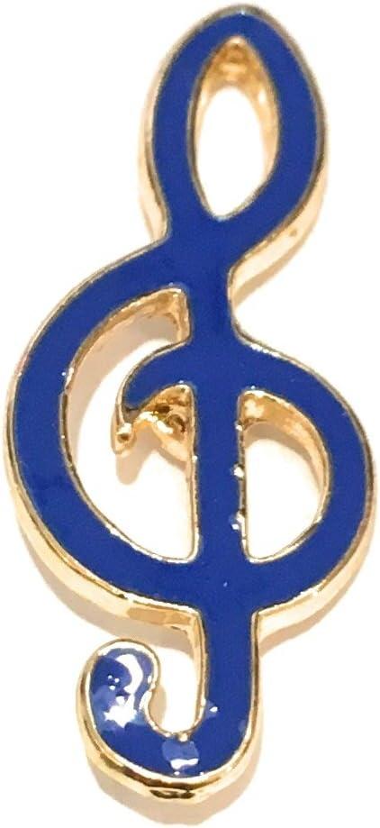 FizzyButton Gifts aigus Bleu Broche cl/é pin Badge