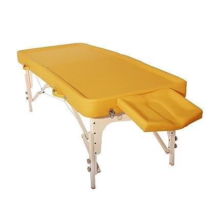 Lettino Massaggio Ayurvedico.Lettino Massaggi Ayurvedico Professionale Molti Colori Massaggio Portatile Borsa Per Il Trasporto Giallo
