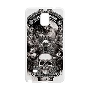 Happy 30 Thirty Seconds to Mars Cell Phone Case for Samsung Galaxy Note4