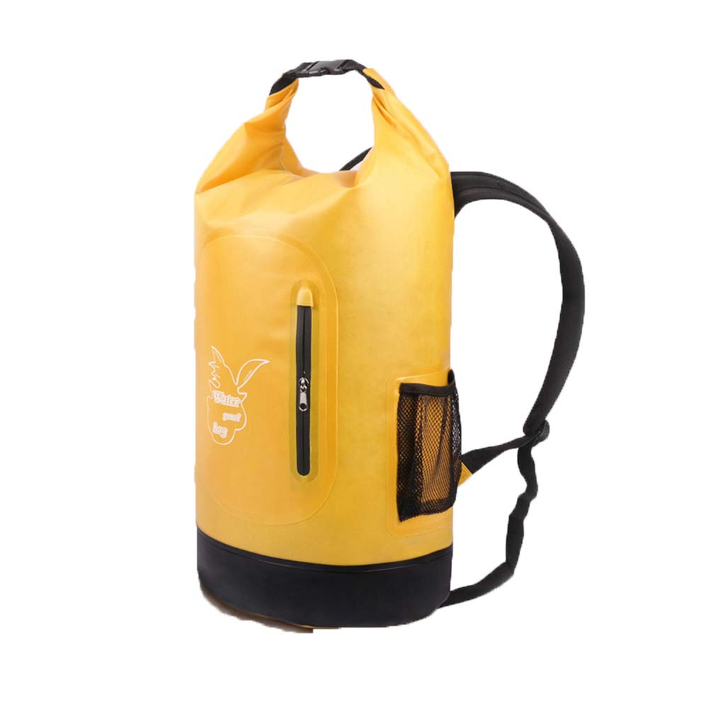 NAN® Sport Zaino per Escursionismo Outdoor Sport Bag Zaino Impermeabile per Escursioni in Montagna,giallo
