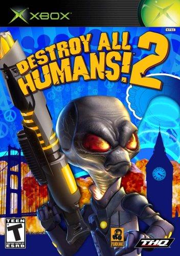 Destroy All Humans 2 (Best Destroy All Humans Game)