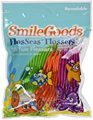 Practicon 7045280 SmileGoods FlosSeas Flossers (Pack of 360)