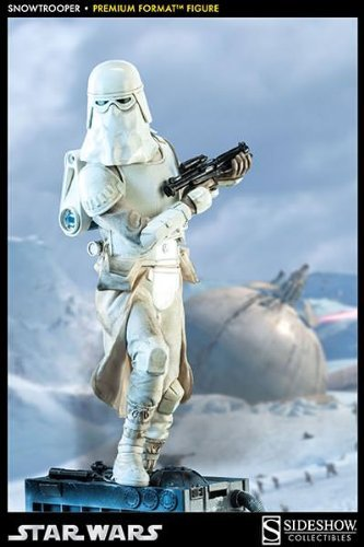 "Star Wars Sideshow Collectibles 18"" Imperial Snowtrooper Premium Format Figure, Best Personal Drones and Quadcopters"