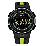 Men Boy Coolest Android Compatible Smart Digital Watches - Best Reviews Guide