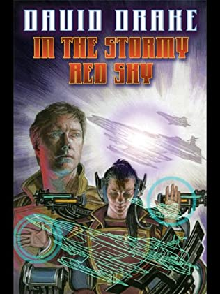 book cover of In the Stormy Red Sky