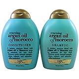 Organix: Moroccan Argan Oil Shampoo + Conditioner, 13 oz Combo Pack