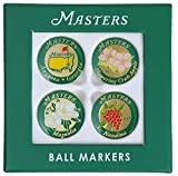 Authentic Masters 2019 Floral Ball Marker Set