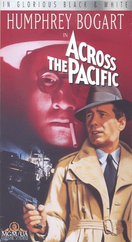 Across the Pacific [VHS] -