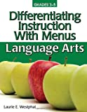 Language Arts, Grades 3-5, Laurie E. Westphal, 1593632258