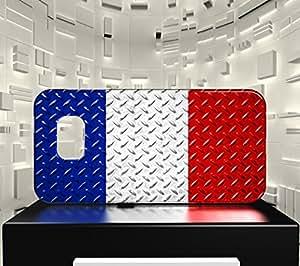 Funda Carcasa para Galaxy S6 Bandera FRANCIA 05