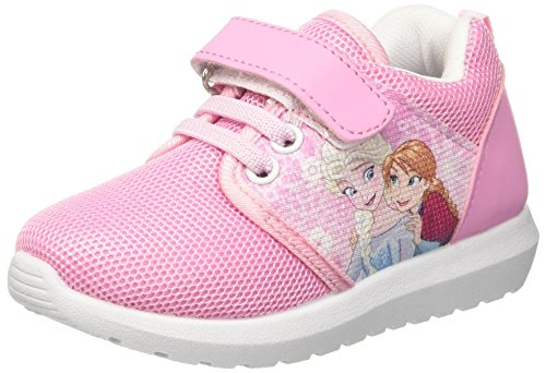 Disney S19458/Az - Slip On Niñas Rosa