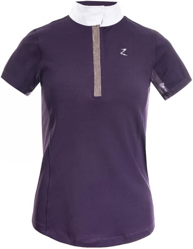 HORZE Ladies Allison Functional Show Shirt