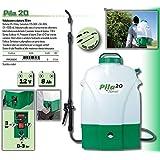 Ribiland - prp200de - Pulvérisateur à dos 20l sur batterie PILA 20