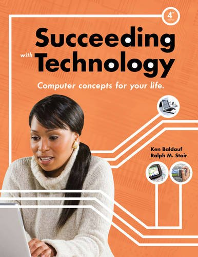 Succeeding with Technology (New Perspectives Series: Concepts)