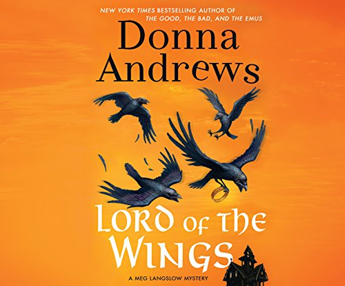 Lord of the Wings (A Meg Lanslow Mystery) ()