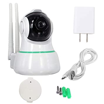 Lijumn Cámara IP inalámbrica WiFi Home Security WiFi Full HD Cámara de vigilancia de Video de
