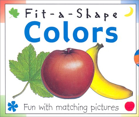 Read Online Fit-a-Shape Colors PDF