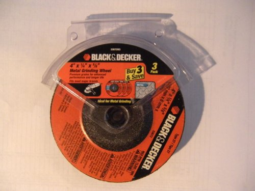 Black & Decker Grinding Wheel - 1