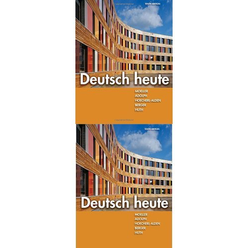 Deutsch Heute:Intro.German