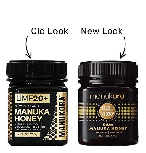 Manukora UMF 20+/MGO 830+ Raw Mānuka Honey (250g/8.8oz) Authentic Non-GMO New Zealand Honey, UMF & MGO Certified, Traceable from Hive to Hand by Manukora (Image #6)