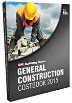 Bni General Construction Costbook 2015