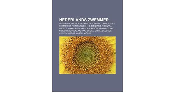 Nederlands zwemmer: Inge de Bruijn, Inge Dekker, Marleen ...