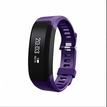 Montre Connectée avec Podomètre,Tracker dActivité,Protection écran,Cardiofréquencemètres,Fréquence