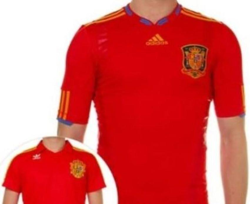 adidas - ESPAÑA 1ª Set 1982/2010 EDICION COLECCIONISTA Hombre ...