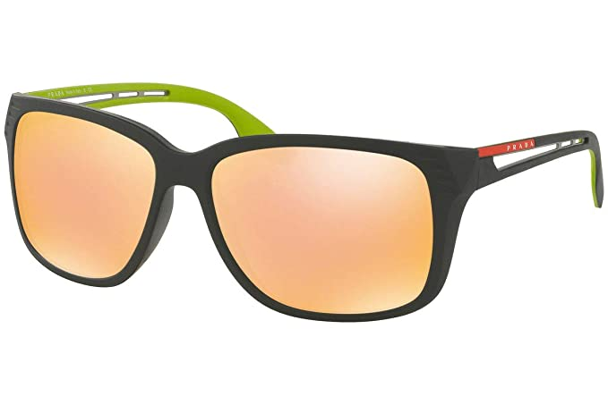 46567a6b91 Image Unavailable. Image not available for. Color  Prada PS03TS Sunglasses  ...