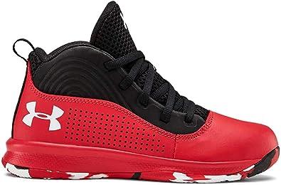 sección dormitar sí mismo  Amazon.com: Zapato de baloncesto Under Armour para niños: Shoes