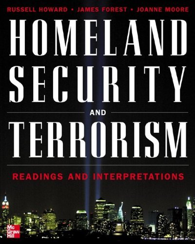 Download Homeland Security and Terrorism (The Mcgraw-Hill Homeland Security Series) Pdf