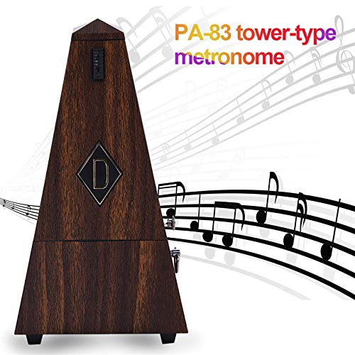 MTOFAGF Rondaful Tower-Shaped Mechanical Metronome for Piano Guitar Bass Violin Musical Instruments MTOFAGF Brings You The Best