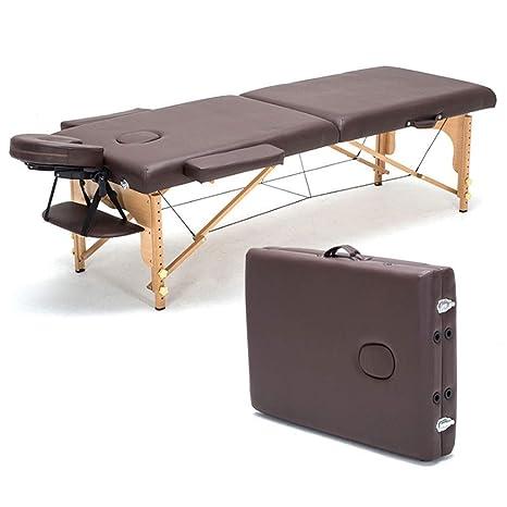 Mesa de Masaje Mesas de masaje plegables con bolsa y amplificador ...