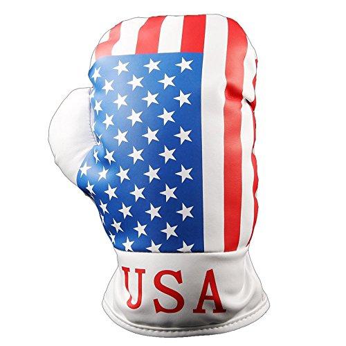 絶えず告白語USAゴルフクラブヘッドcover-available for 463 CCドライバー、FairwayWood、ハイブリッド、パター